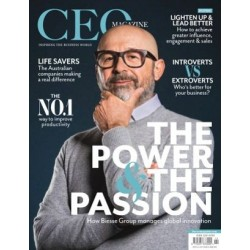 CEO Magazine - ANZ