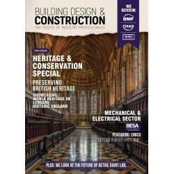 Building, Design & Construction magazine (UK)
