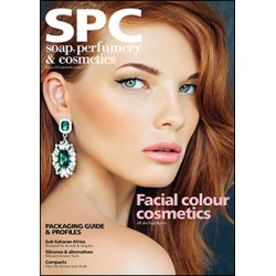 Soap, Perfumery and Cosmetics magazine