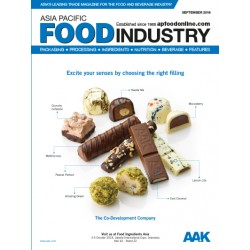 Asia Pacific Food Industry