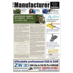 NZ Manufacturer Magazine