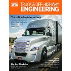 Truck & Off-Highway Engineering magazine