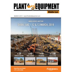 Middle East Plant And Equipment magazine