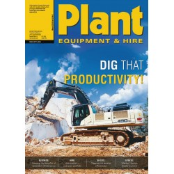 Plant Equipment and Hire magazine