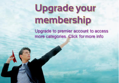Upgrade Your Membership